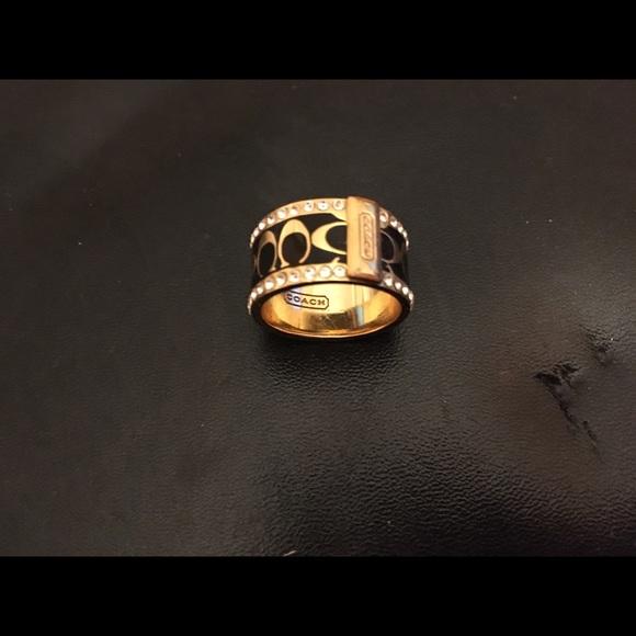Coach Jewelry - Ring